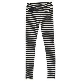 Termékinformáció G Star Raw Slim ISYD Stripe Ladies Leggings