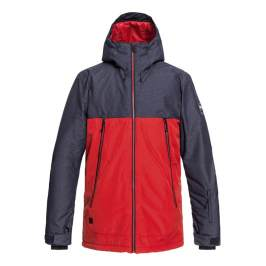 Termékinformáció Men's winter jacket QUIKSILVER SIERRA JK Full Zip